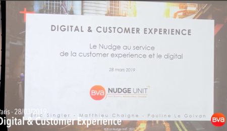 Nudge Conference - Digital & CX