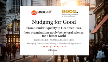 Nudging for Good - BEAR x BIOrg Webinar