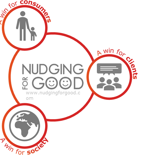 We are committed to nudging for good